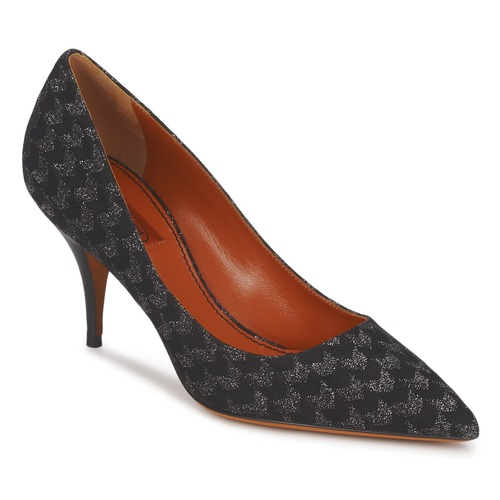 Shoes Women Heels Missoni WM080 Black