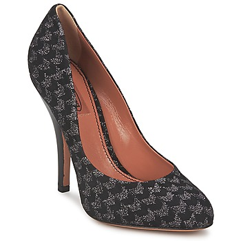 Shoes Women Heels Missoni WM072 Black