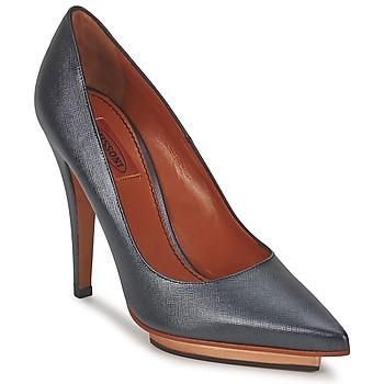 Shoes Women Heels Missoni WM034 Grey