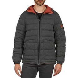 Clothing Men Duffel coats Wrangler REVERSE GUARD BOMBER Grey