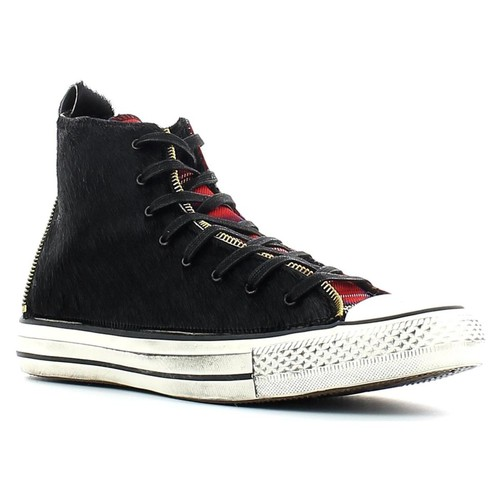 Shoes Women Hi top trainers Converse 1C14HL03 Sneakers Women Black Black