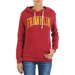 Clothing Women sweaters Franklin & Marshall TOWNSEND Red