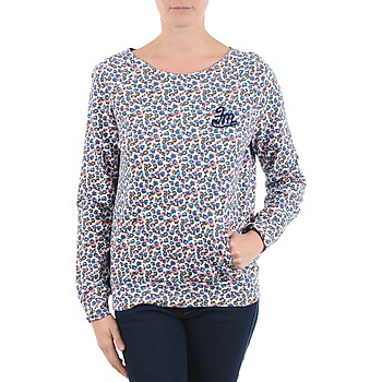 Clothing Women sweaters Franklin & Marshall PULLMAN Multicoloured