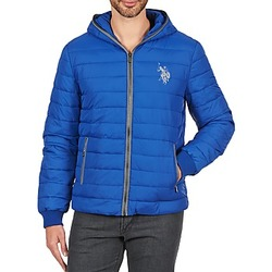 Clothing Men Duffel coats U.S Polo Assn. USPA 1890 Blue