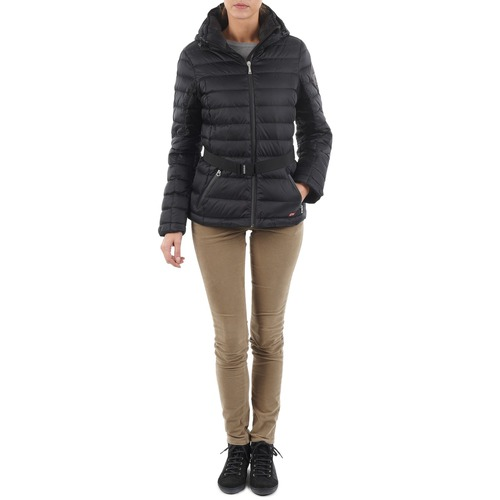 Clothing Women 5-pocket trousers Napapijri LYNGDAL Brown