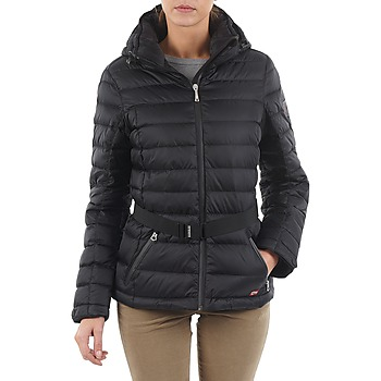 Clothing Women Duffel coats Napapijri ALADINA Black