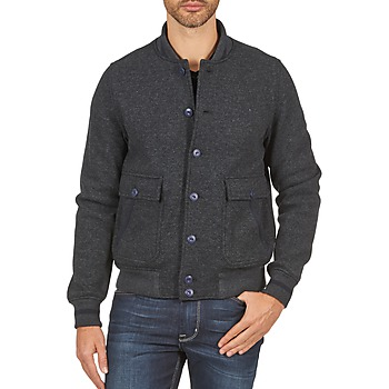 Clothing Men Jackets Façonnable DOBLERA Grey