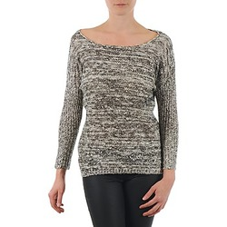 Clothing Women jumpers Yas AMILIA KNIT PULLOVER Beige