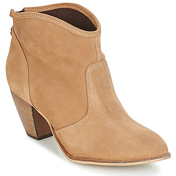 Shoes Women Ankle boots Betty London KIMIKO Taupe