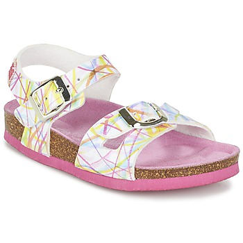 Shoes Girl Sandals Agatha Ruiz de la Prada CHELINA Multicoloured