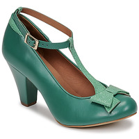 Shoes Women Heels Cristofoli COLICOU Green