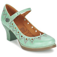 Shoes Women Heels Art HARLEM 943 TURQUOISE