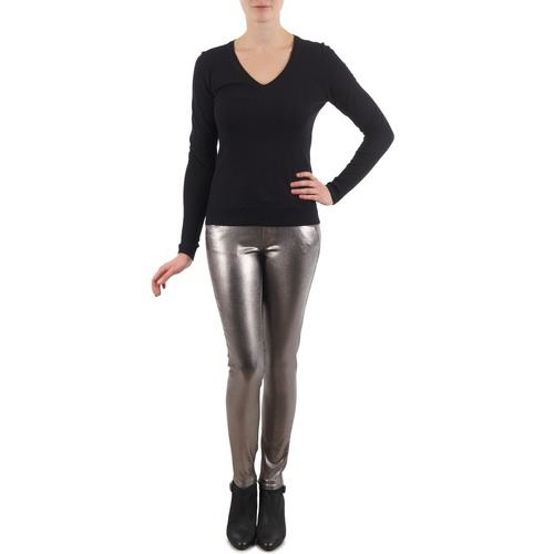 Clothing Women 5-pocket trousers S.Oliver PANTS Silver