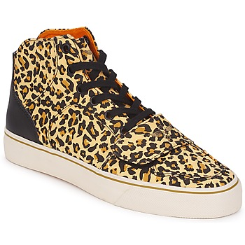 Shoes Women Hi top trainers Creative Recreation W CESARIO XVI M Leopard