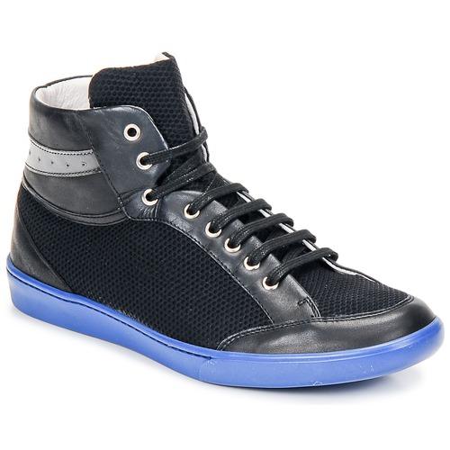 Shoes Men Hi top trainers Swear GENE 3  black / Blue