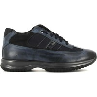 Shoes Men Low top trainers Rogers 2256 Shoes with laces Man Blu
