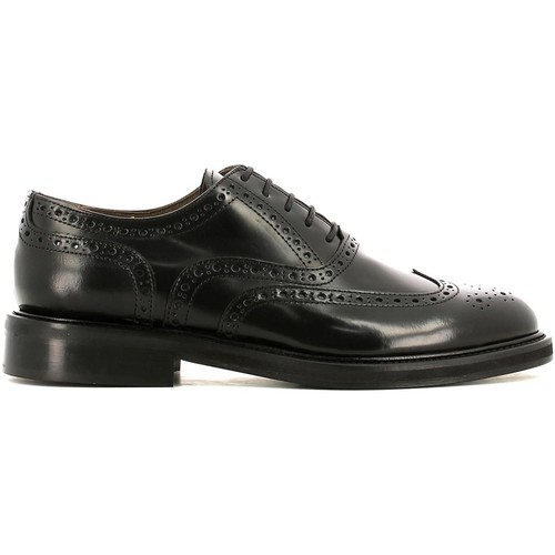 Shoes Men Derby Shoes Rogers 852U Lace-up heels Man Black Black