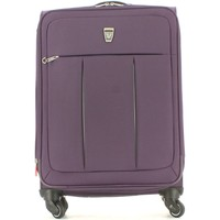 Bags Soft Suitcases Roncato 406772 Medium trolley Luggage Violet Violet