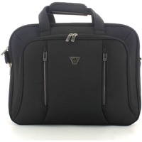 Bags Handbags Roncato 414066 Briefcases Luggage Black Black
