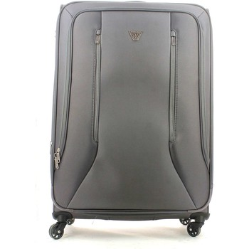 Bags Soft Suitcases Roncato 414072 Medium trolley 4 wheels Luggage Anthracite Anthracite