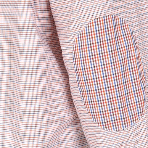 Multicoloured Check Mini Hackett Grid Multi 0IawZw
