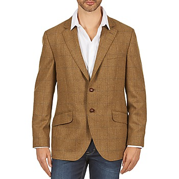 Hackett  TWEED WPANE  mens Jacket in multicolour