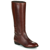 Shoes Women High boots Jonak CAVILA Brown