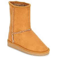 Shoes Children High boots Citrouille et Compagnie ZOONO Beige