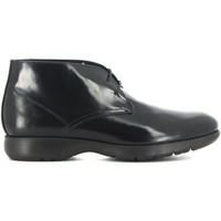 Shoes Men Mid boots Soldini 19300 S Ankle Man Nero