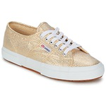 Low top trainers Superga 2751 LAMEW