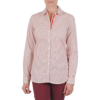 Clothing Women Shirts Tommy Hilfiger CARYN Orange
