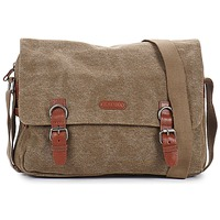 Bags Messenger bags Katana GARRY Brown