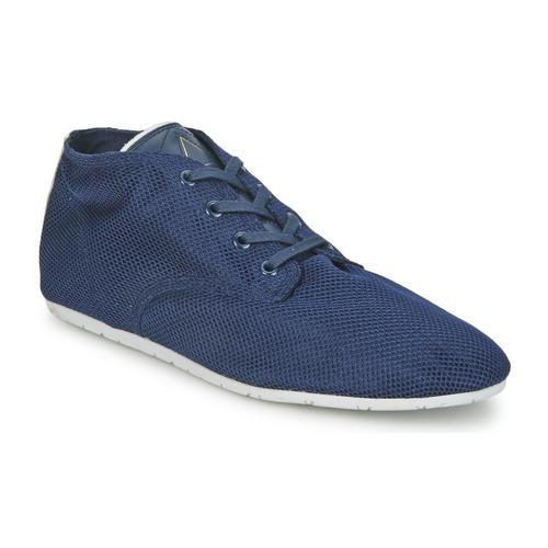 Shoes Hi top trainers Eleven Paris BASIC MATERIALS Marine