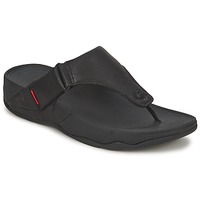 Shoes Men Flip flops FitFlop TRAKK™ II Black