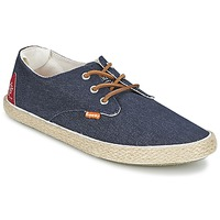 Shoes Men Low top trainers Superdry SKIPPER SHOE DENIM