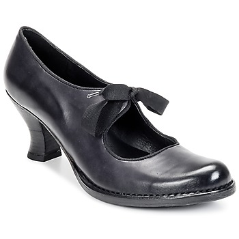 Shoes Women Heels Neosens ROCOCO COLA Black