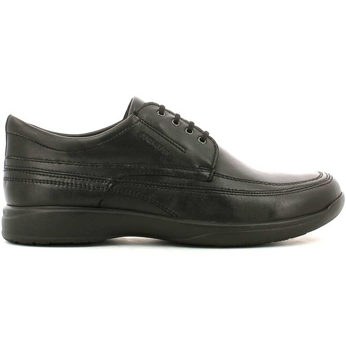 Shoes Men Derby Shoes Stonefly 86398 Classic shoes Man Black Black