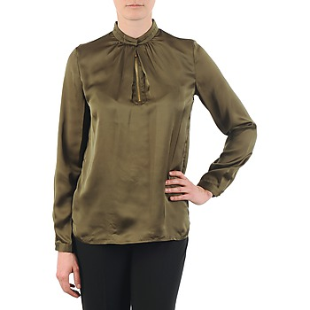 Clothing Women Tops / Blouses La City O BLOKAKI Kaki