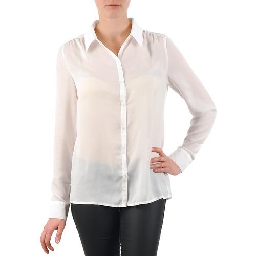 Clothing Women Shirts La City OCHEM White