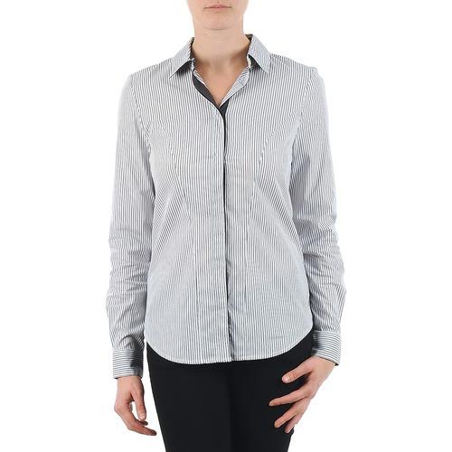 Clothing Women Shirts La City OCHEMBLEU Grey