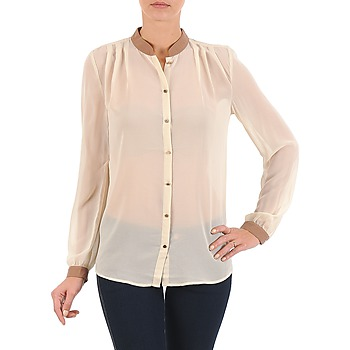 Clothing Women Shirts La City O CHEM LV ECRU