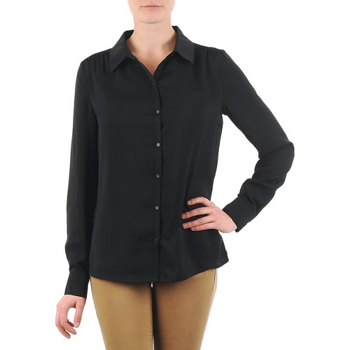 Clothing Women Shirts La City OCHEM Black