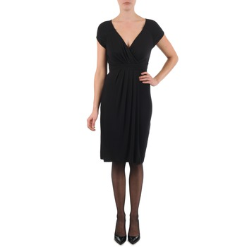Clothing Women Short Dresses La City ROBE3D1B Black