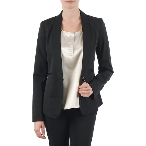 Clothing Women Jackets / Blazers La City FIDELIS Black