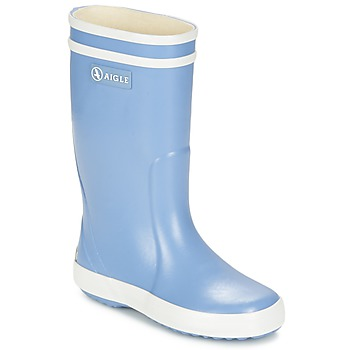 Shoes Children Wellington boots Aigle LOLLY POP Blue / SKY