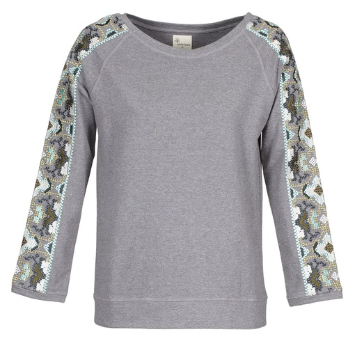 Clothing Women sweaters Stella Forest APU004 Grey