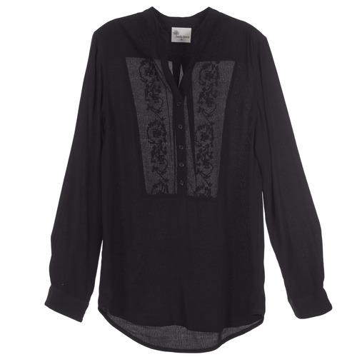 Clothing Women Tunics Stella Forest ACH001 Black