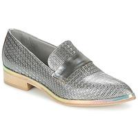 Shoes Women Derby Shoes Now METUZI Silver