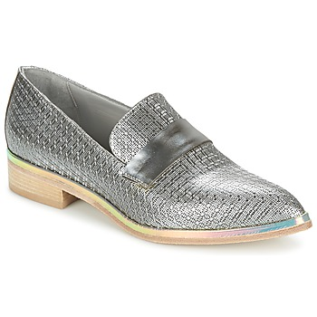 Shoes Women Derby Shoes Now METUZI Silver