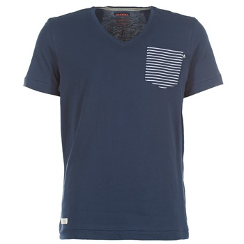 Clothing Men short-sleeved t-shirts Gaastra DUSK Marine